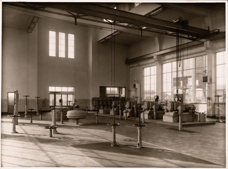 De gasfabrieken van Gent