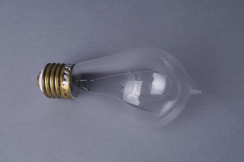 Kooldraadlamp van het merk Dekhotinsky
