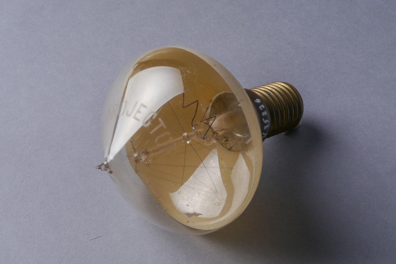 Kooldraadlamp van het merk Philips