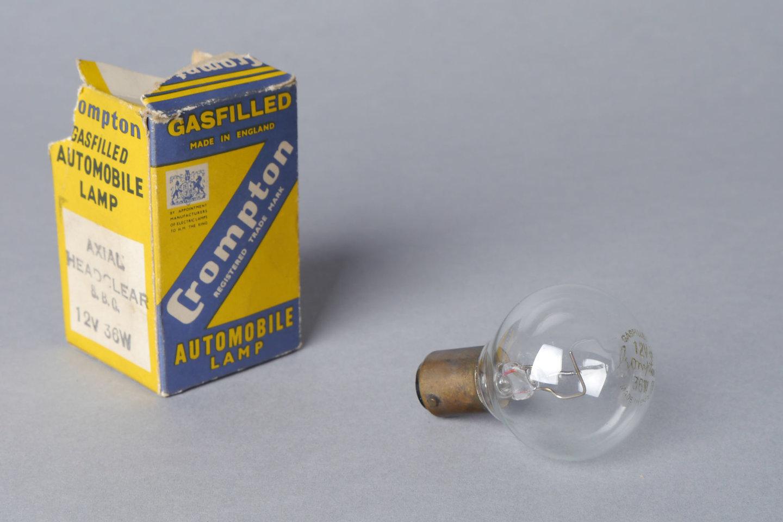 Autolamp van het merk Crompton