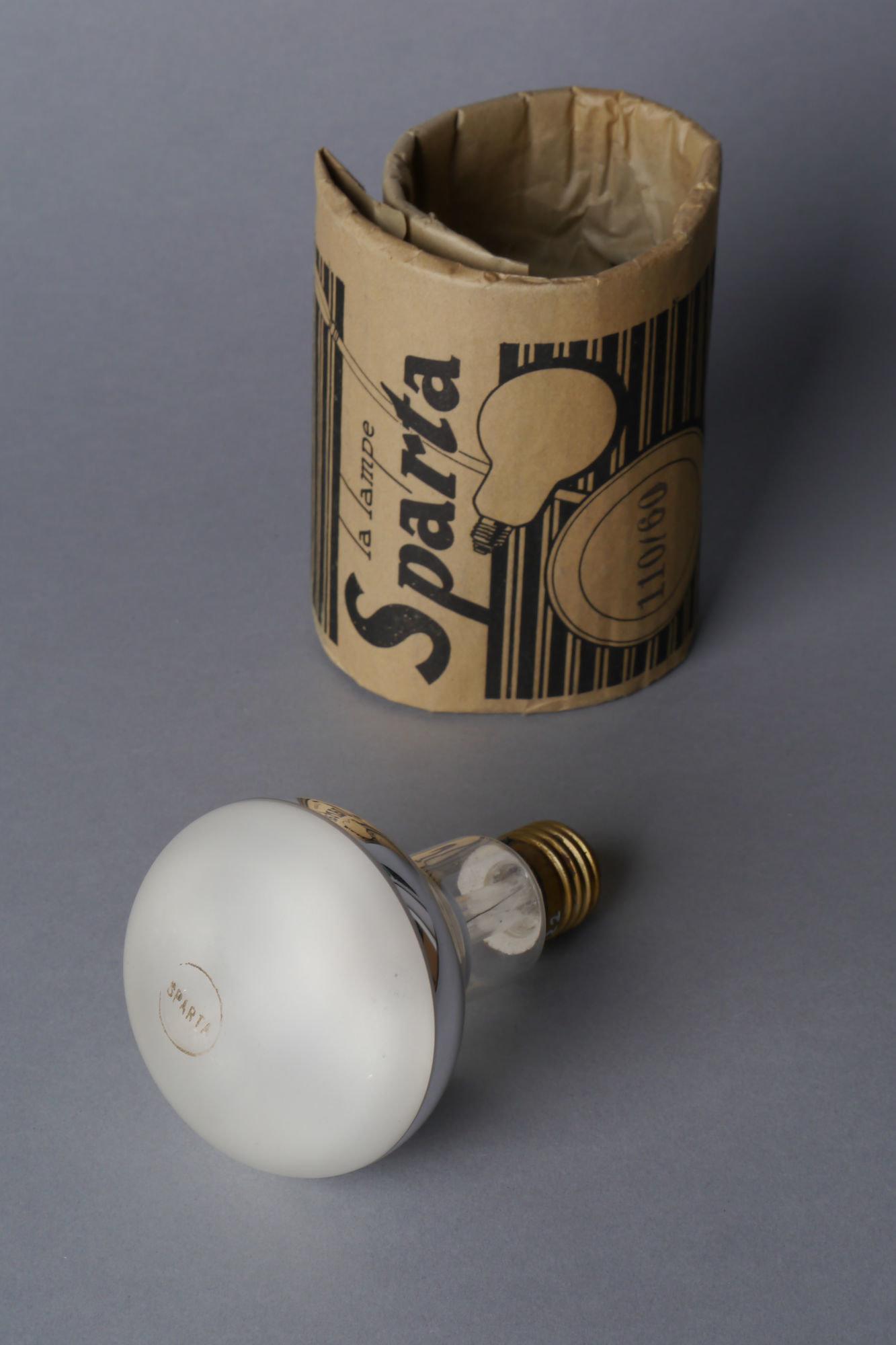 Gloeilamp van het merk Sparta