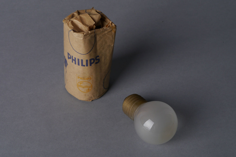 Gloeilamp van het merk Philips