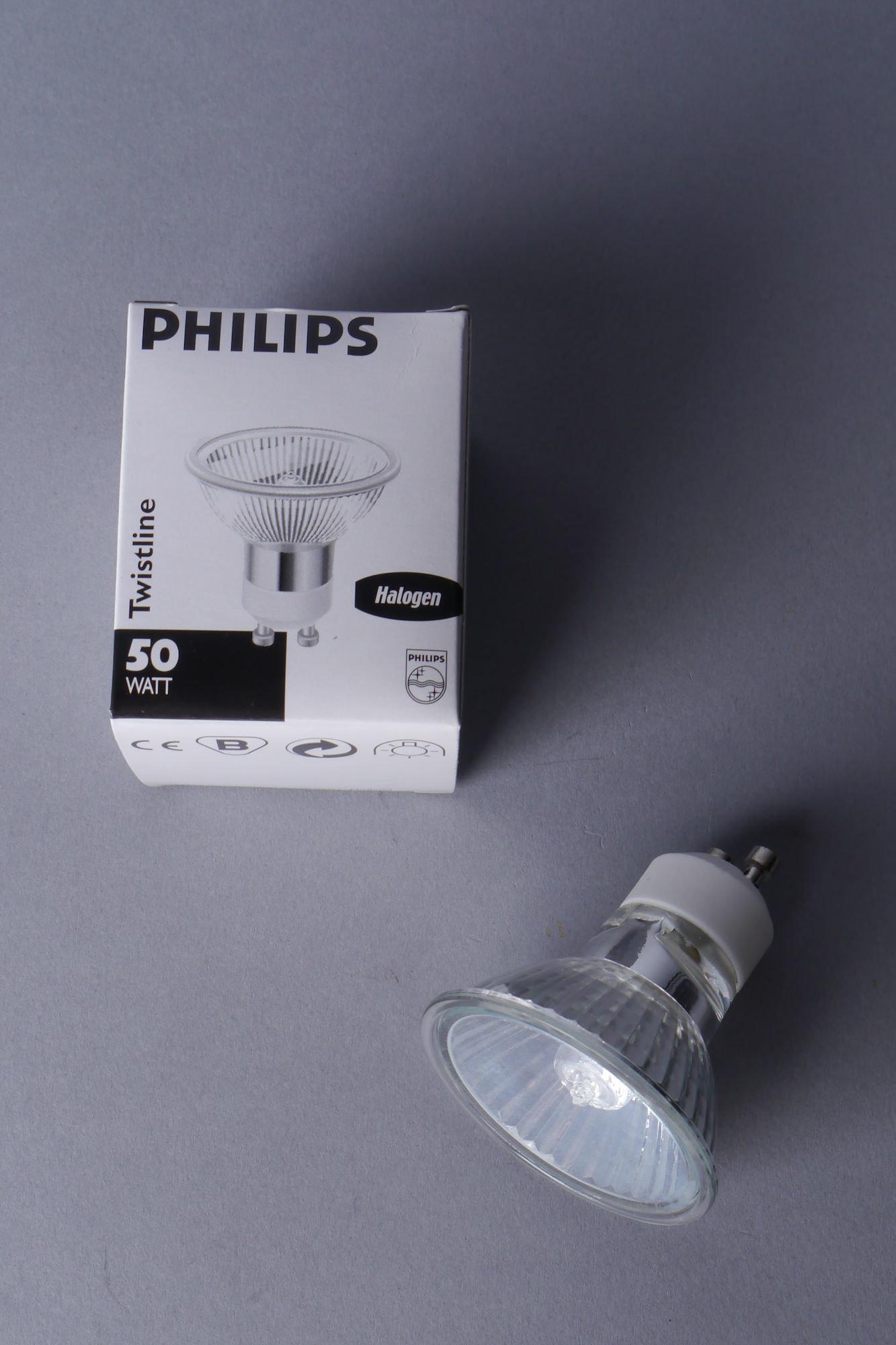 Halogeenlamp van het merk Philips