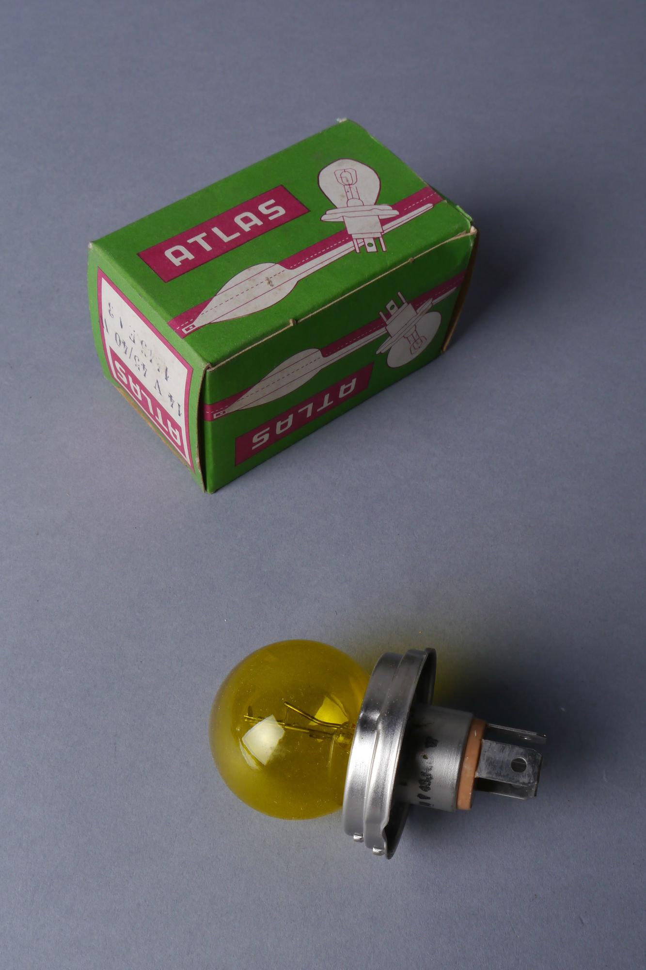 Autolamp van het merk Atlas