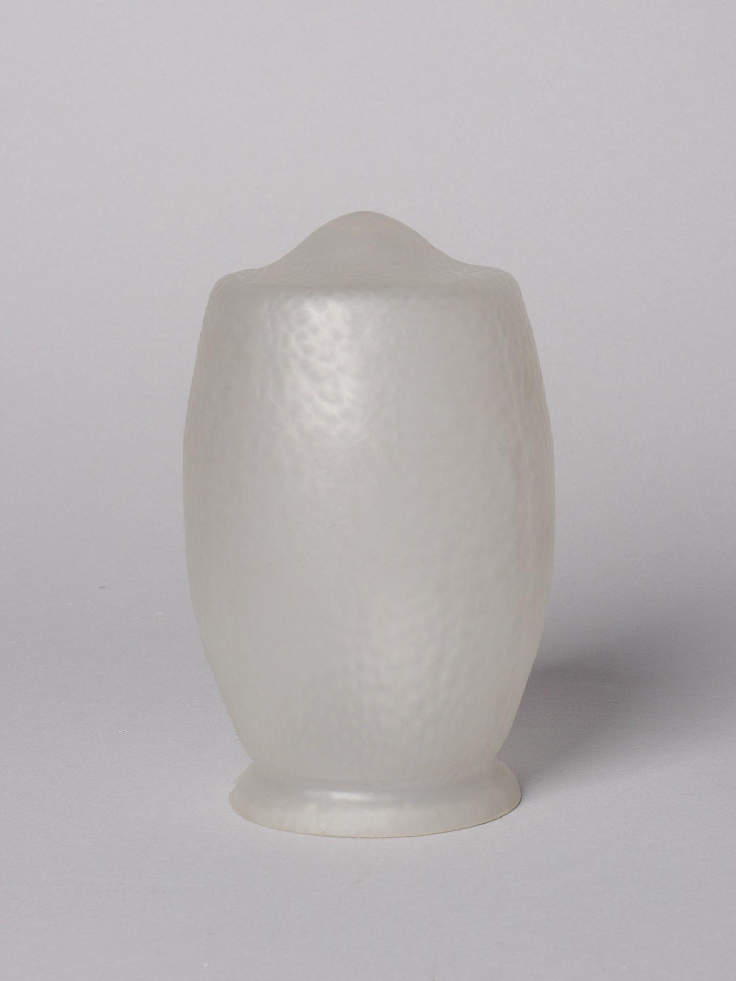 Lampenkap in mat glas