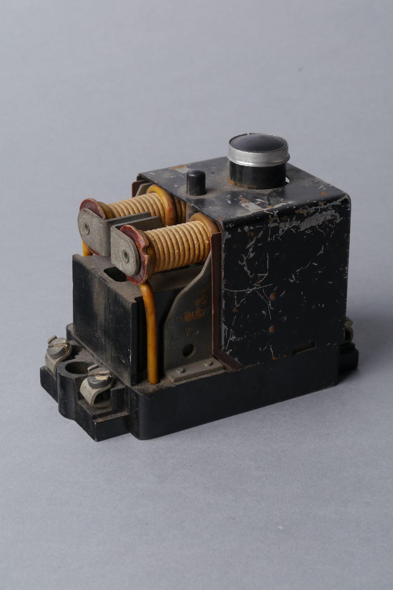 Elektromagnetische beveiliging voor elektrisch systeem