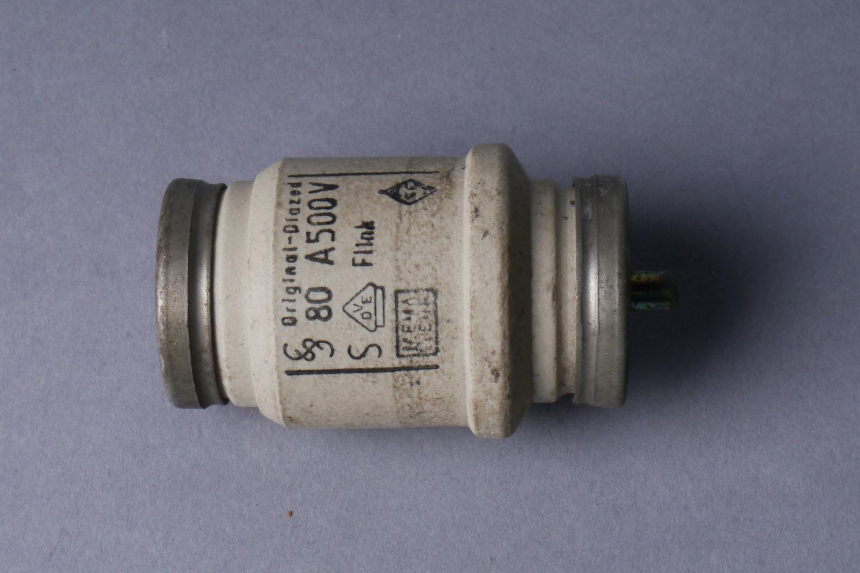 Diazed smeltveiligheid van het merk Siemens