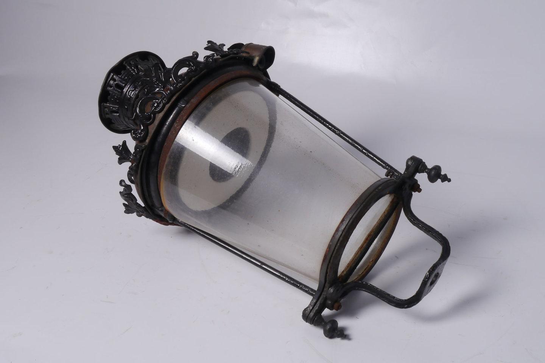 Lichtkooi van gaslantaarn voor openbare verlichting