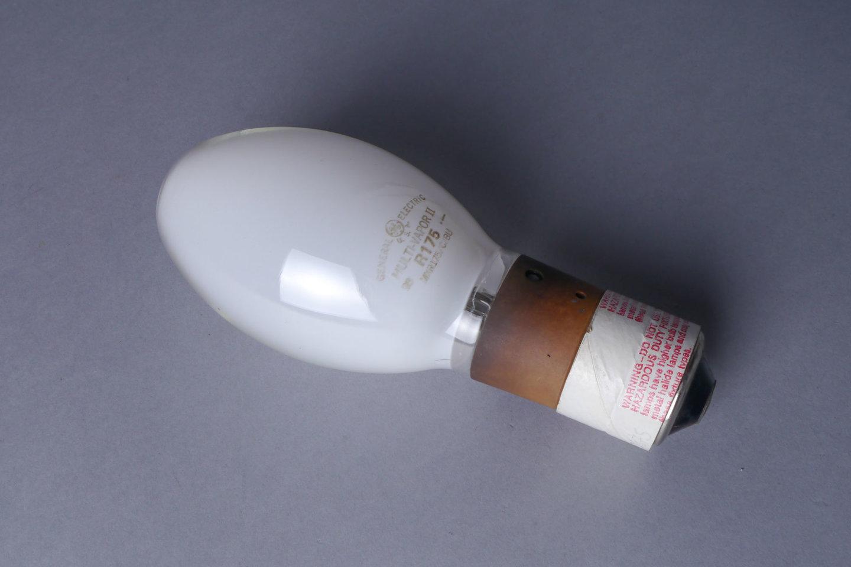 Hogedruk metaalhalogenidelamp van het merk General Electric