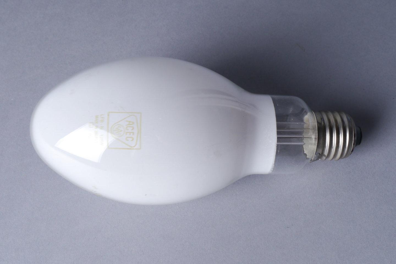 Hogedruk kwikdamplamp van het merk ACEC