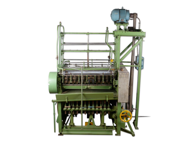 Spinmachine of natte continu van het merk Mackie James