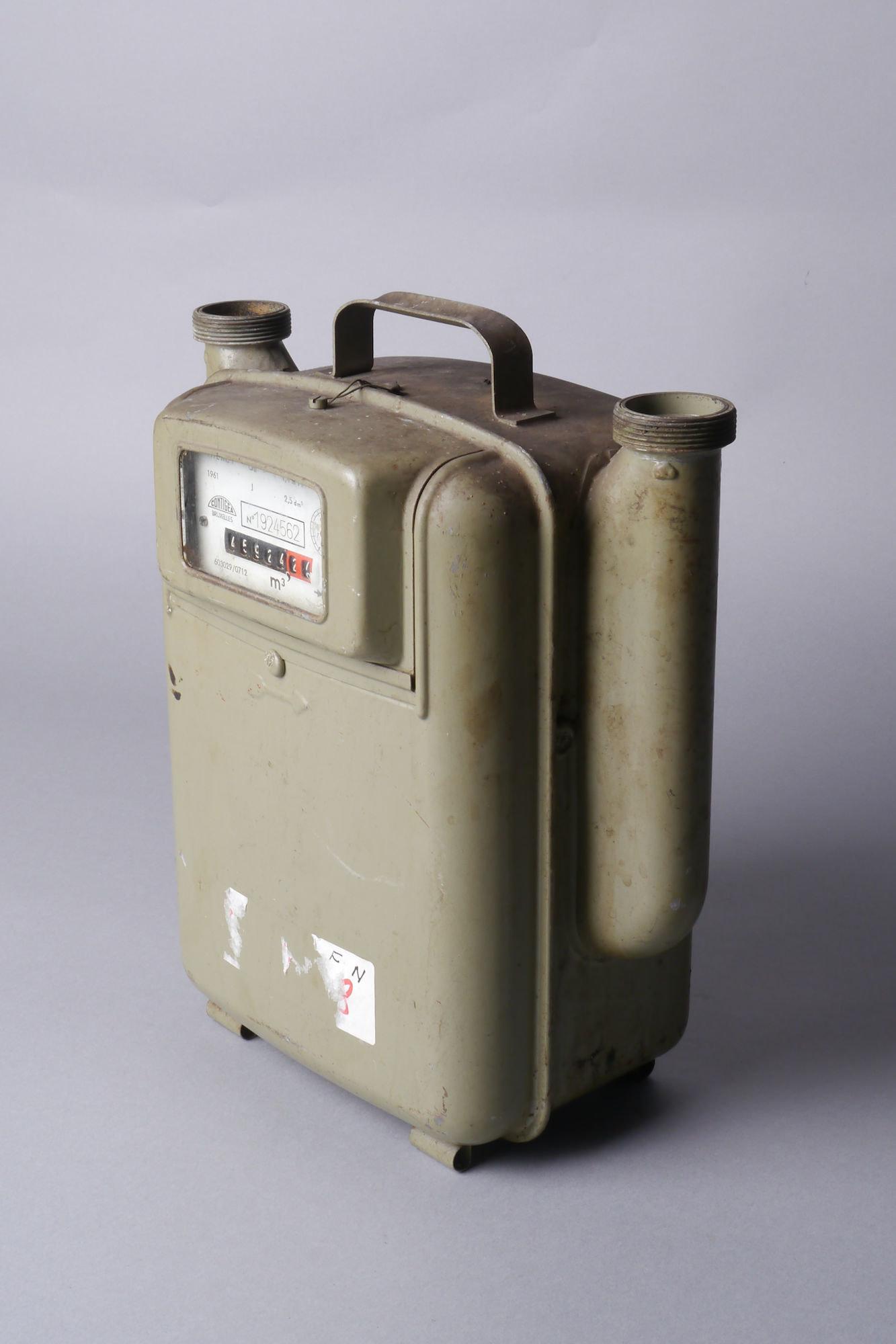verbruiksmeter gas