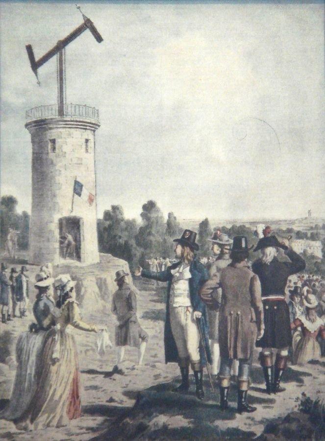 De semafoor of… gsm van Napoleon