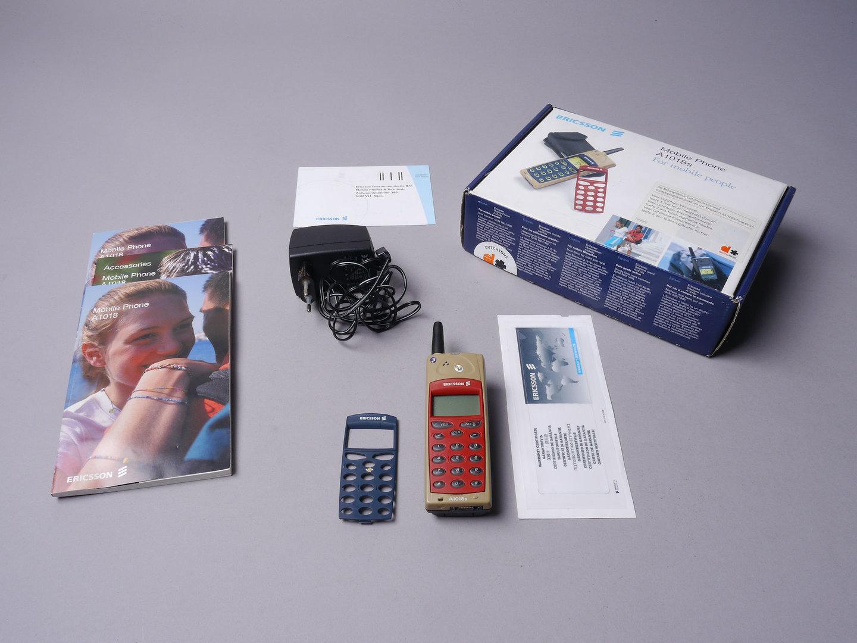 GSM van het merk Ericsson