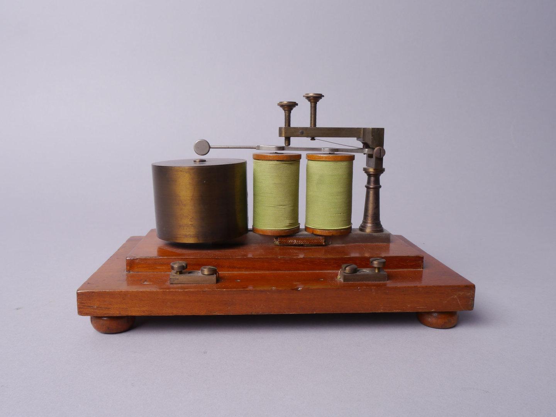 Sounder of trommelklopper van een telegraaf