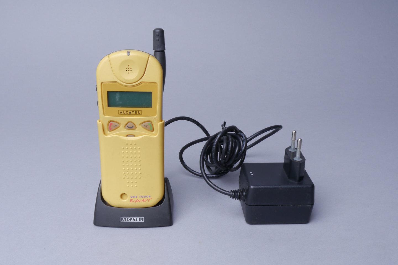 GSM van het merk Alcatel