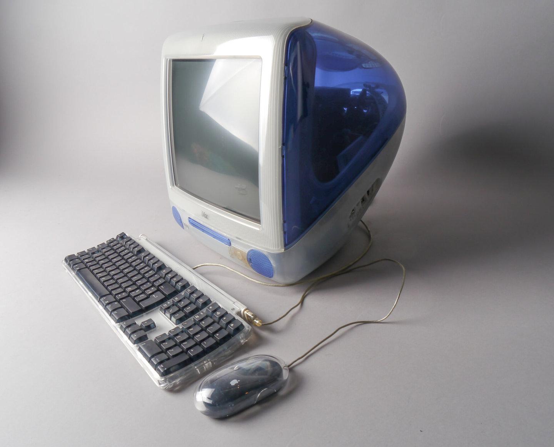 Computer van het merk Apple
