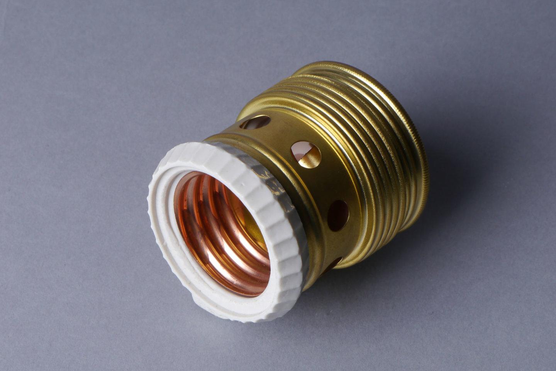Lamphouder voor hanglamp van het merk Elios