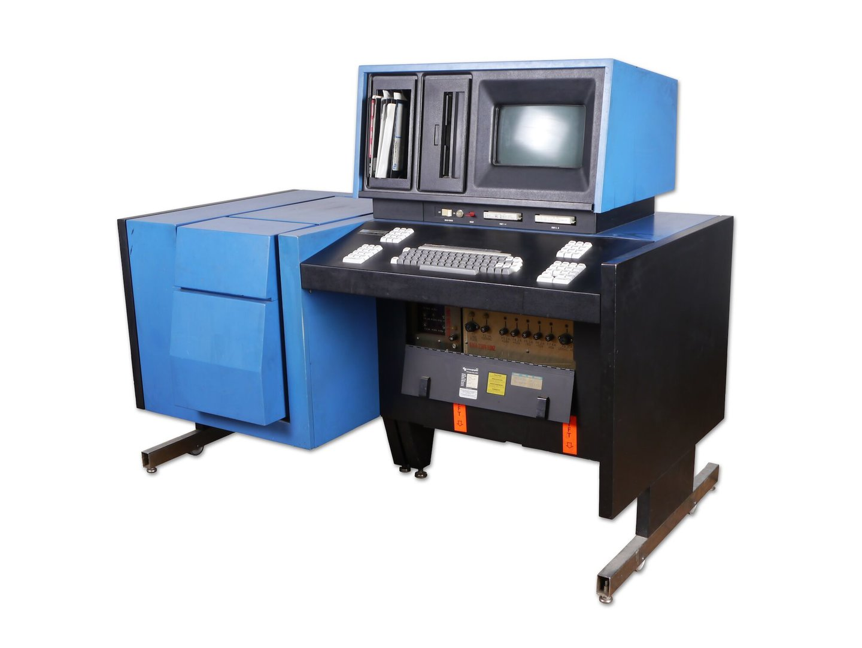 Fotografische zetmachine van het merk Compugraphic