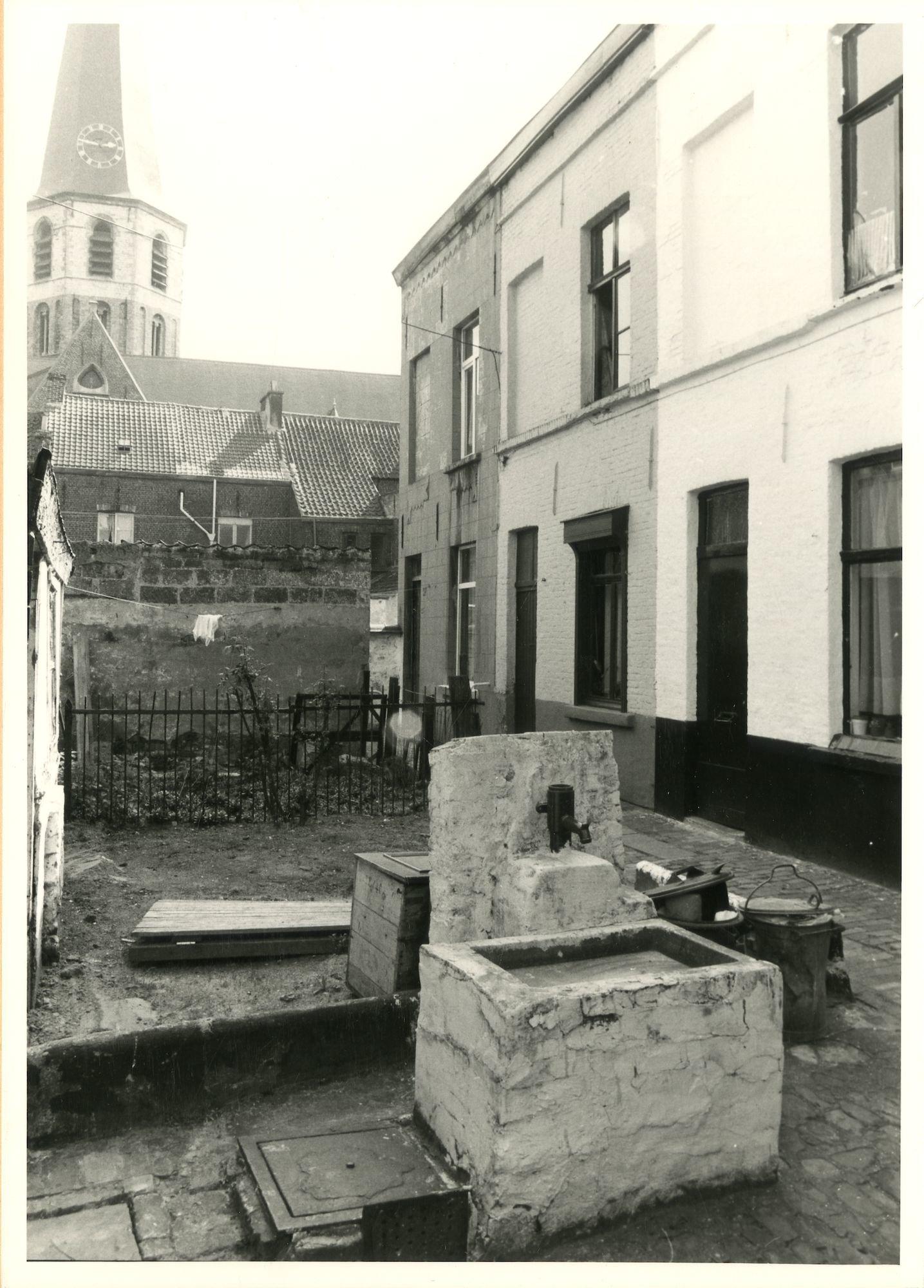 Beluik Sint-Martensblindeken te Ekkergem, Gent
