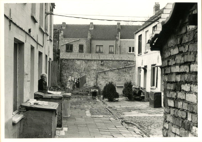Beluik Voormuide 45-63, Gent