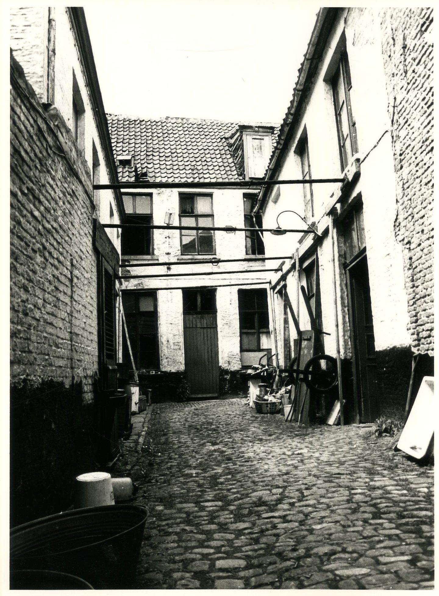 Beluik Gelukstraat, Gent