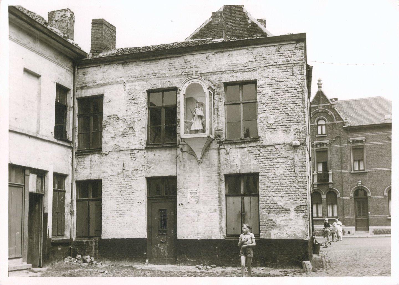 Beluik Lievegang-Korte Schipgracht, Gent