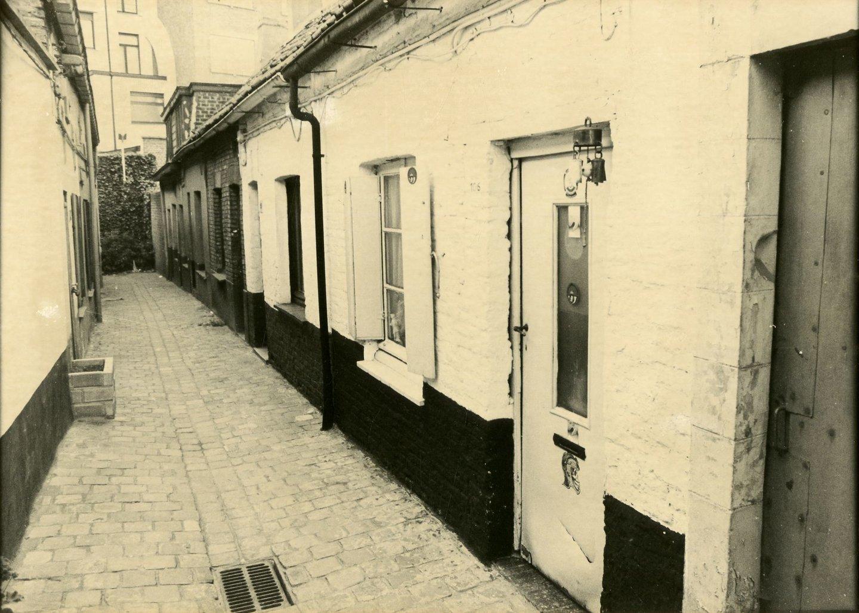 Beluik Sint-Lievenspoortstraat, Gent