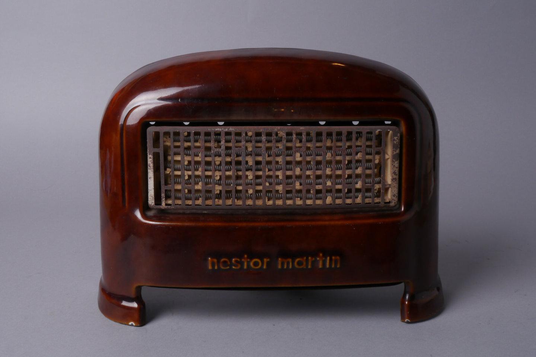 Elektrische straalkachel van het merk Nestor Martin