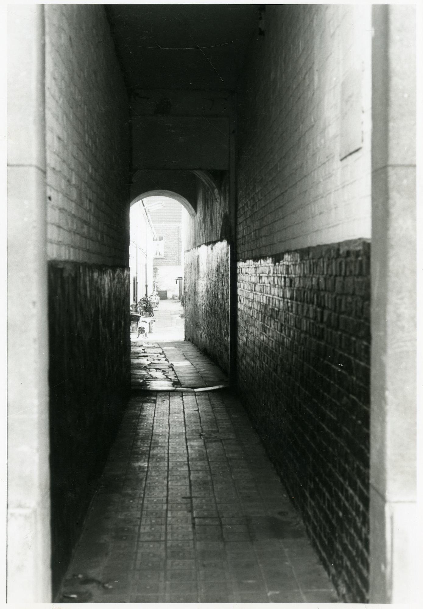 Beluik Voetweg 14-38, omgeving Ter Platen, Gent