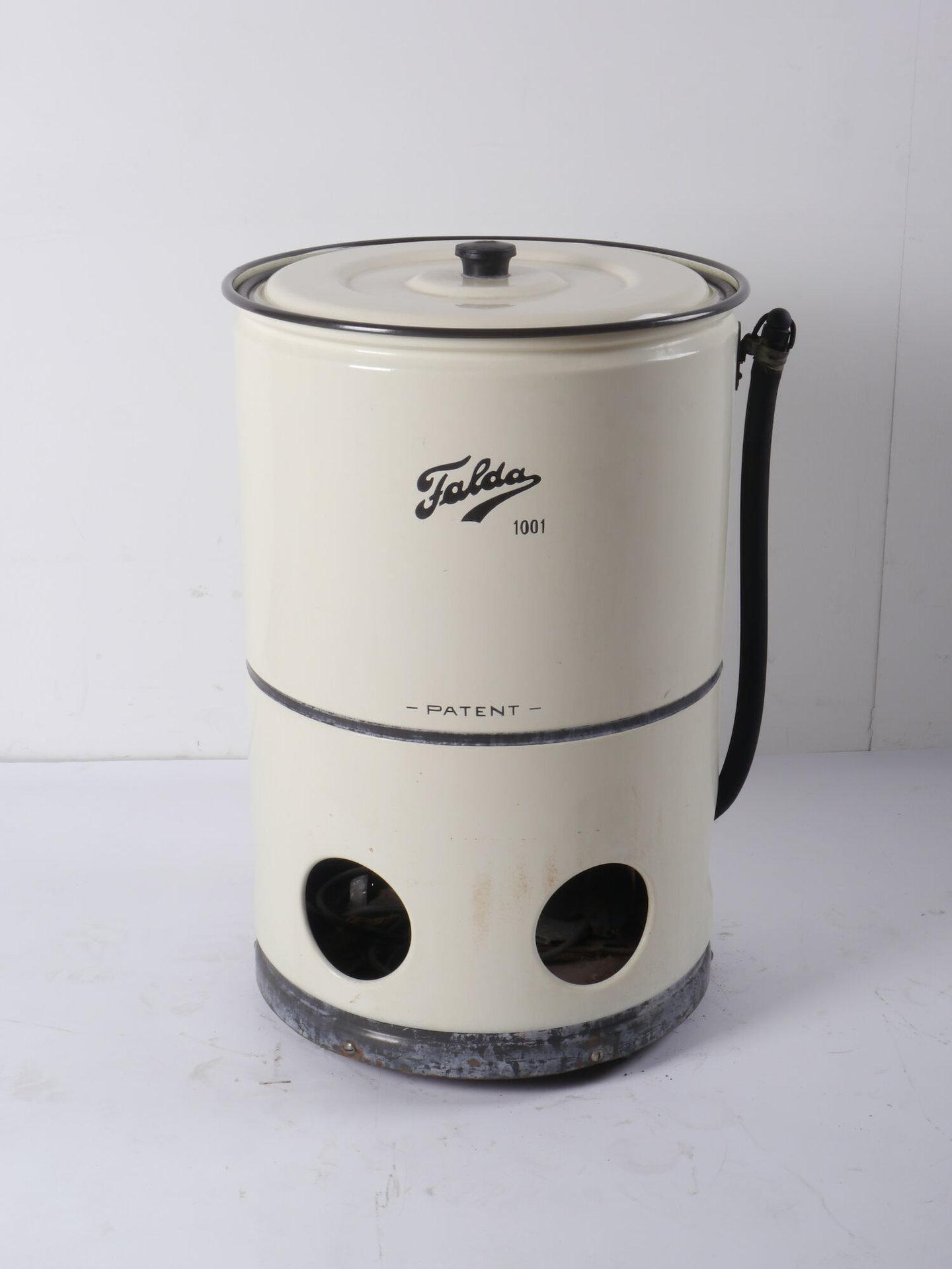Elektrische wasmachine van het merk Falda