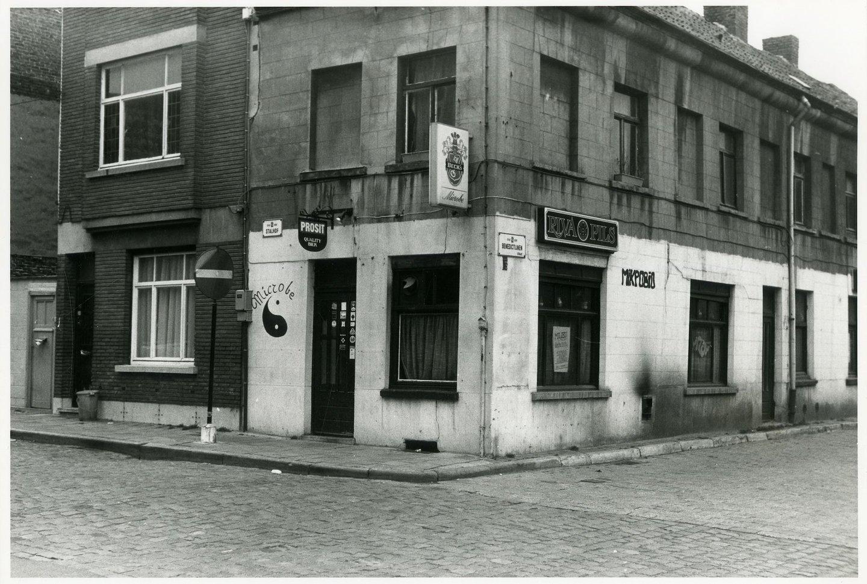Beluik hoek Stalhof-Benedictijnenstraat omgeving Ter Platen, Gent