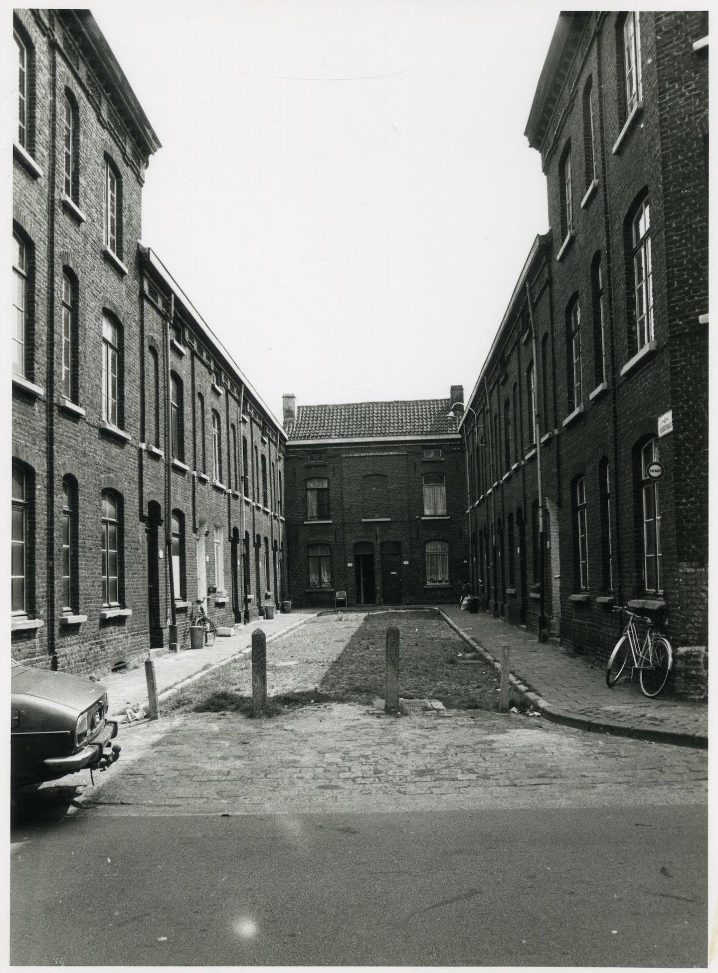 Beluik Stokerijstraat -Vizierstraat, Gent