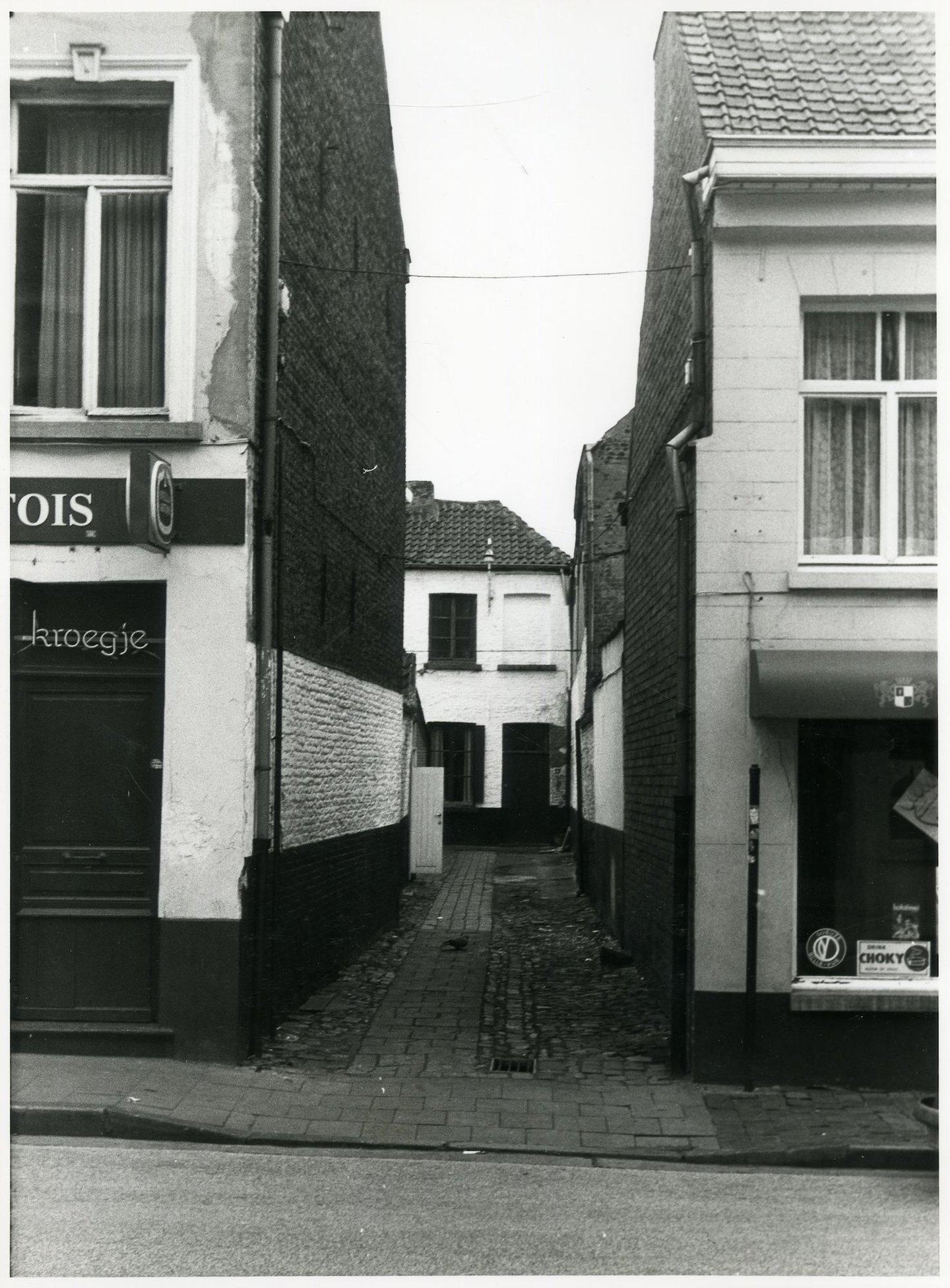Beluik Overpoortstraat, Gent