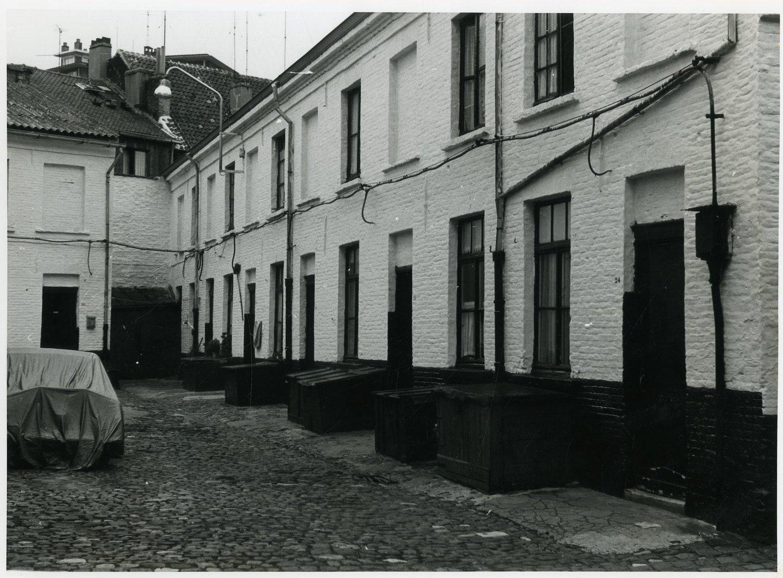Beluik Stalhof omgeving Ter Platen, Gent