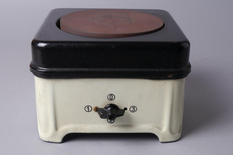 Elektrische kookplaat van het merk SEM