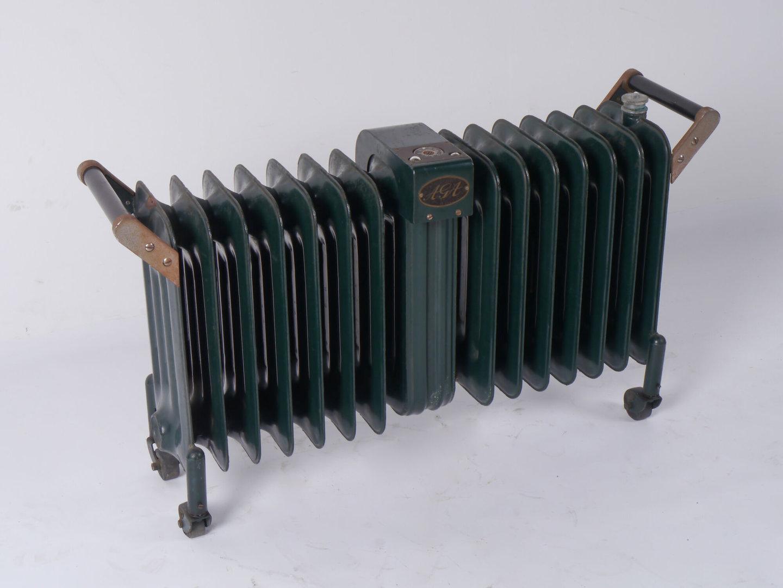 Elektrische straalkachel van het merk AGA