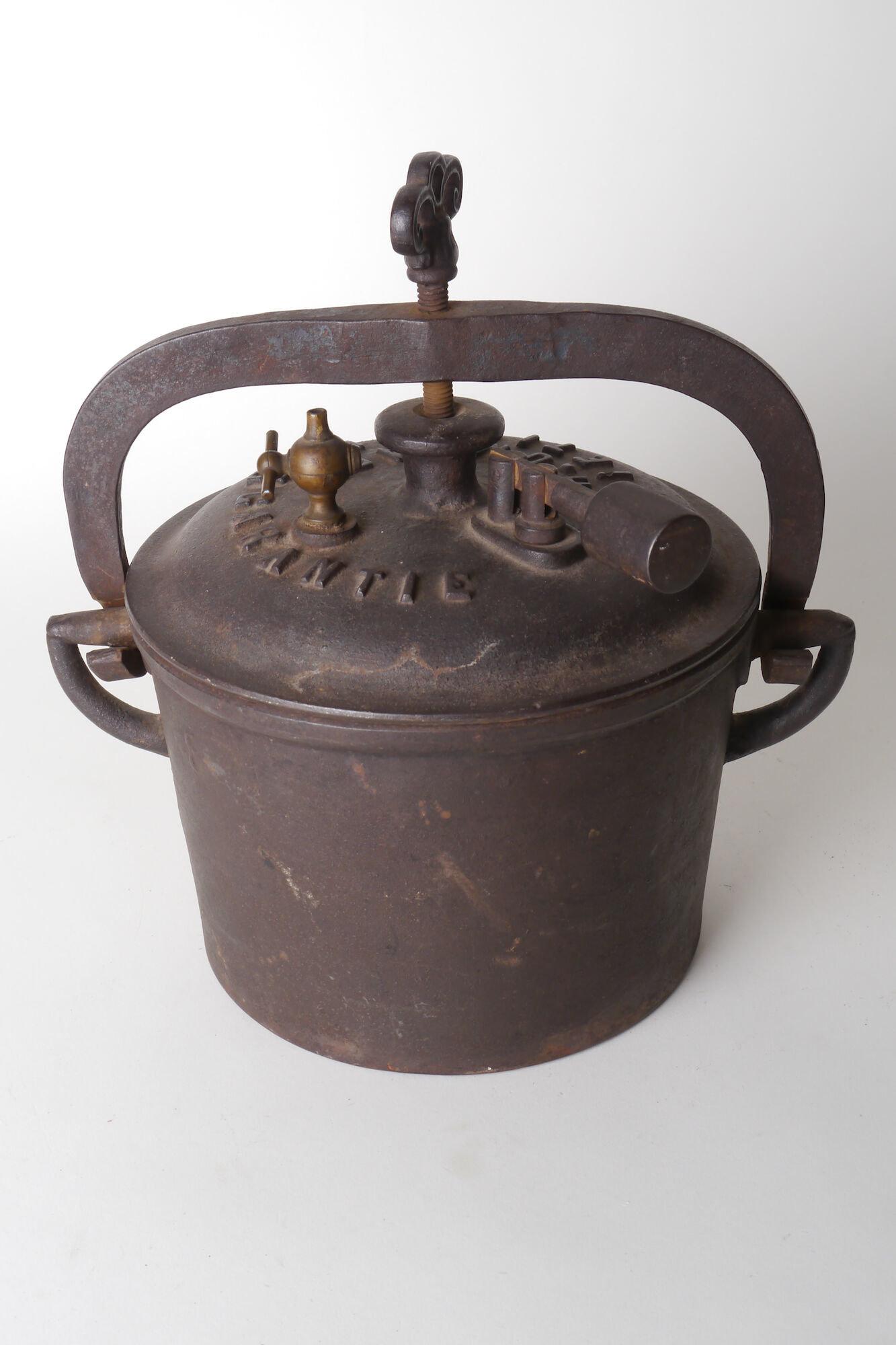 Snelkookpan van het merk Umbach