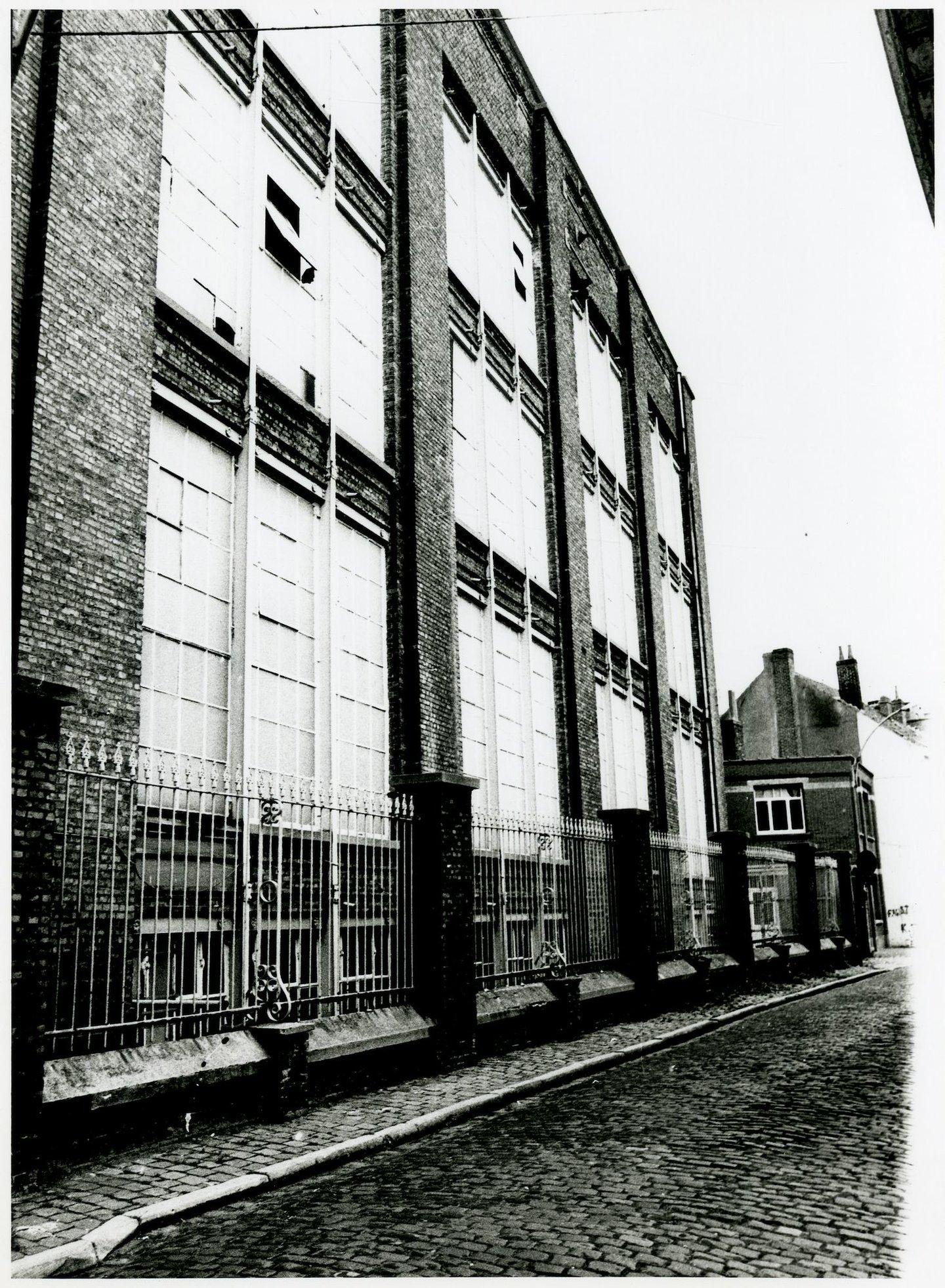 Textielfabriek UCO Desmet-Guequier, Oudevest