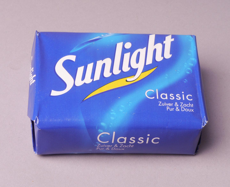 Toiletzeep van het merk Sunlight