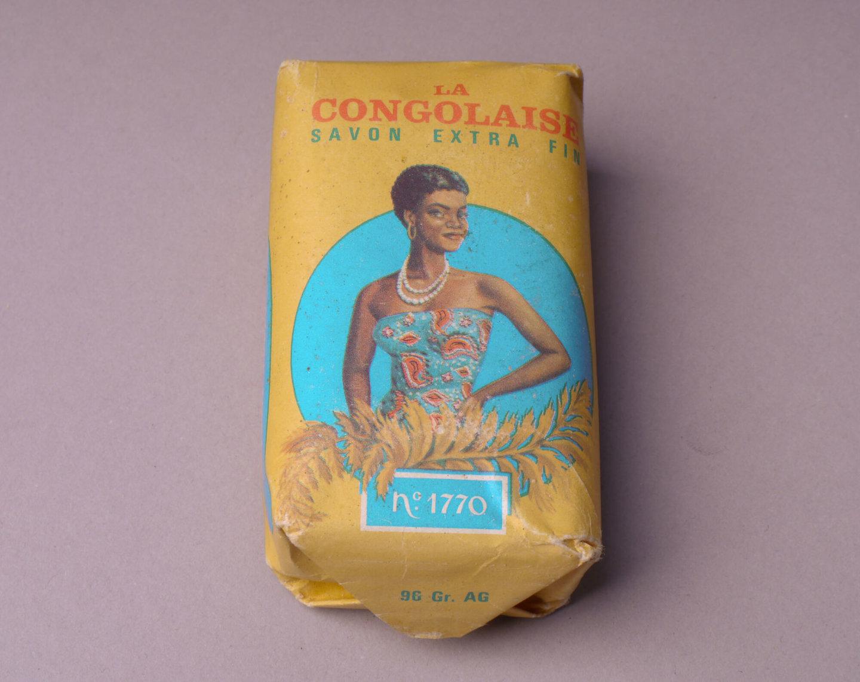 Toiletzeep van het merk La Congolaise