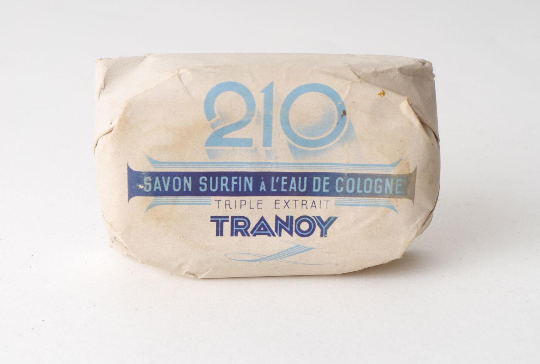 Toiletzeep van het merk Tranoy