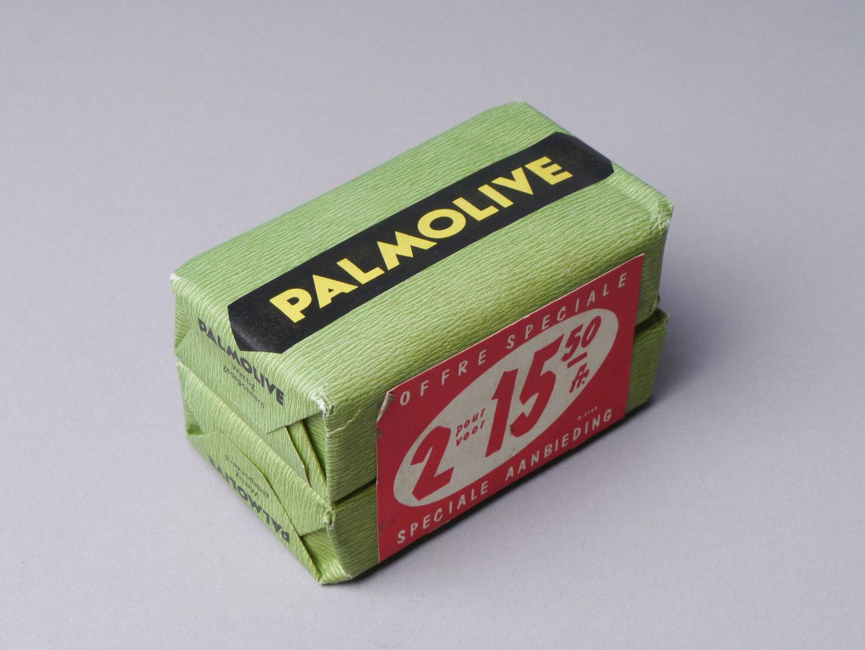 Toiletzeep van het merk Palmolive