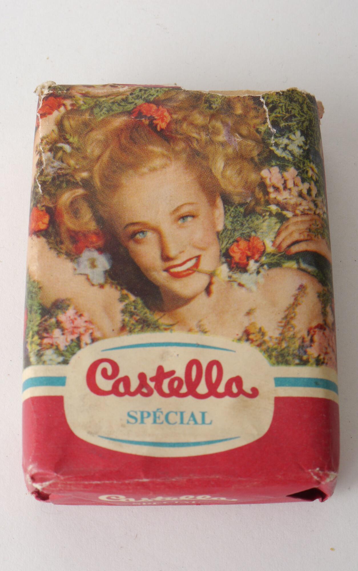 Toiletzeep van het merk Castella
