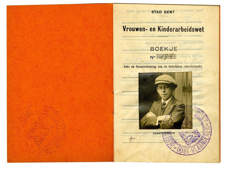 Wetboekje van Henri Van De Walle