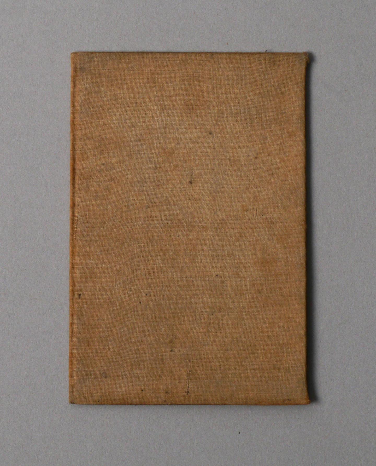Wetboekje van Jules Verleye