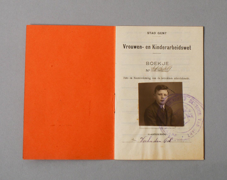 Wetboekje van Polydoor Verlinden