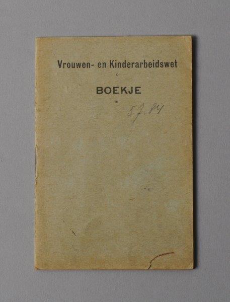 Wetboekje van Marie Vermeire