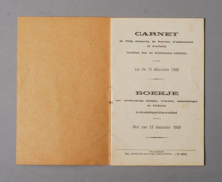 Wetboekje van Edgard Theofiel Billiet