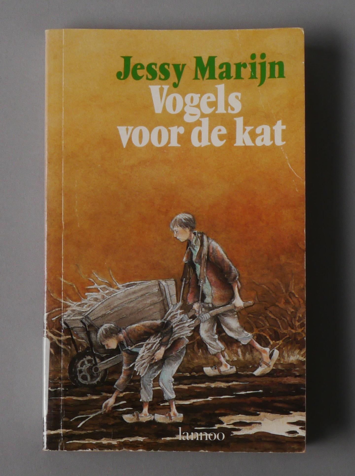 Vogels Voor De Kat, Een Roman Over Kinderarbeid.